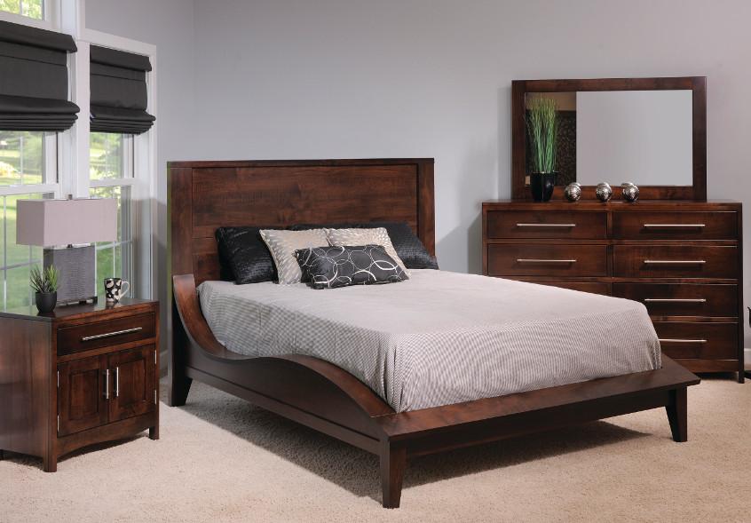 Coronado Bedroom Urban Collection By Yutzy Woodworking